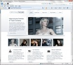 Custom Crystal Style SEO Friendly Theme