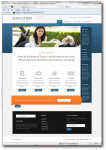 Custom Eucation Website SEO Theme