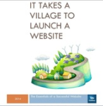 It Takes a Village to Launch a Website